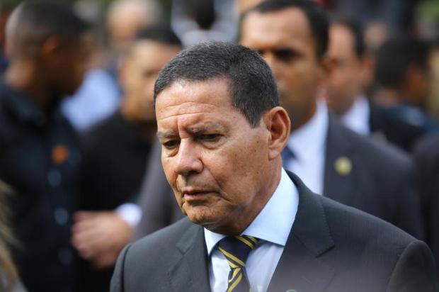 Vice-presidente Mourão é confirmado na ExpoBento e Fenavinho Lauro Alves/Agência RBS