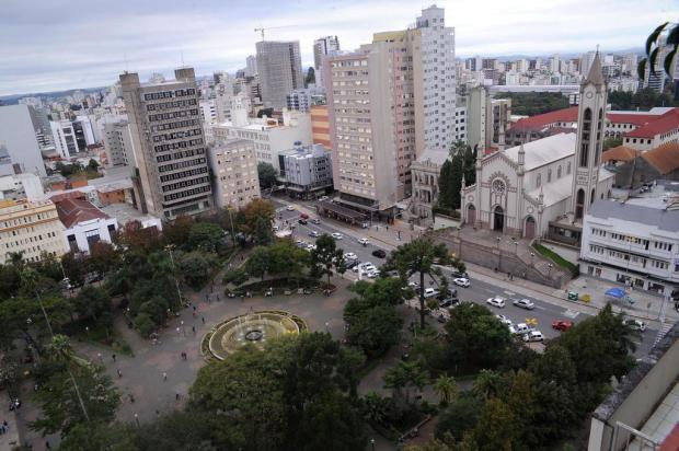 Ação popular é movida contra a reforma da Praça Dante Alighieri, em Caxias do Sul Antonio Valiente/Agencia RBS