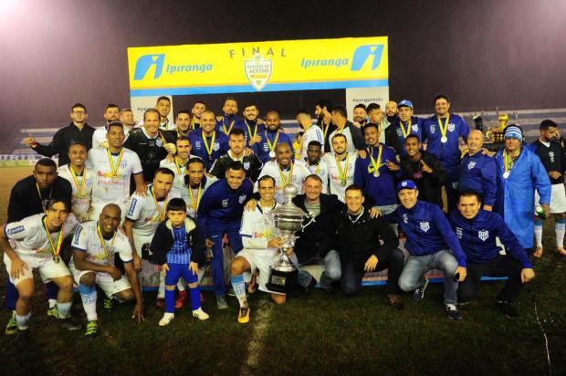 Técnico do Esportivo exalta a conquista do acesso à elite Porthus Junior/Agencia RBS
