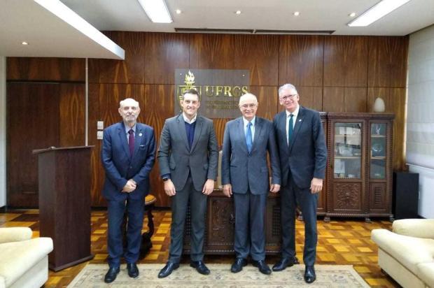 Farroupilha terá unidade da UFRGS Prefeitura de Farroupilha/Divulgação