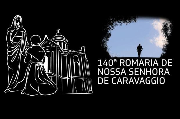 MAPA: confira informações do trajeto ao Santuário de Caravaggio reprodução/