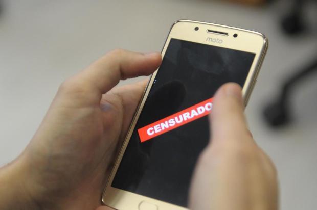 Homem troca fotos íntimas por aplicativo de mensagens e é vitima de tentativa de extorsão em Caxias Lucas Amorelli/Agencia RBS
