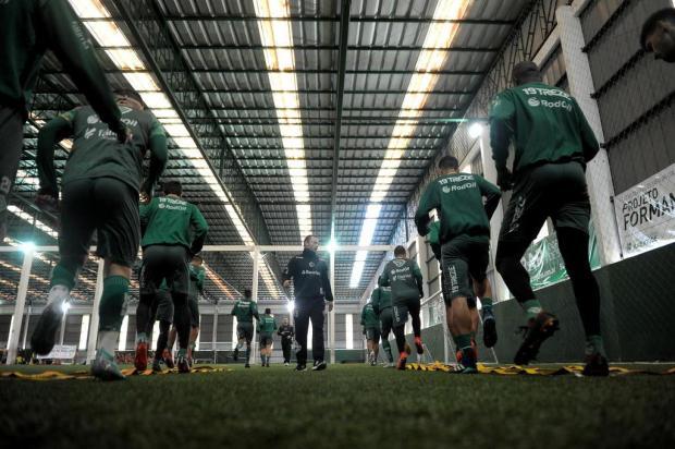 Intervalo: Dupla Ca-Ju busca triunfos fora de casa para se afirmar no Campeonato Brasileiro Lucas Amorelli/Agencia RBS