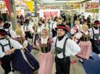 Dança, música e Jogos Germânicos animam público em Nova Petrópolis Mauro Stoffel/Divulgação