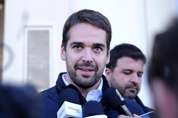 Governador volta a defender a privatização da ERS-122, em Farroupilha Antonio Valiente/Agencia RBS
