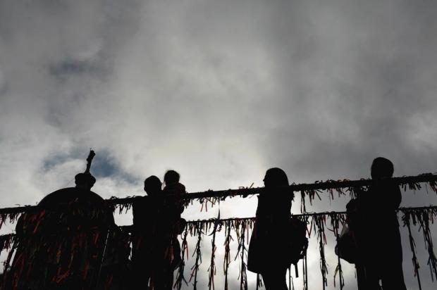 Semana começa com possibilidade de chuva na Serra Lucas Amorelli/Agencia RBS
