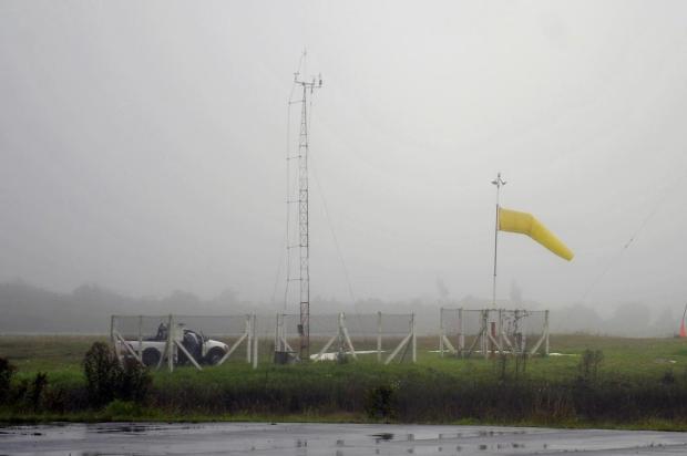 Equipamento queimado e neblina fecham aeroporto de Caxias Anselmo Cunha/Agencia RBS