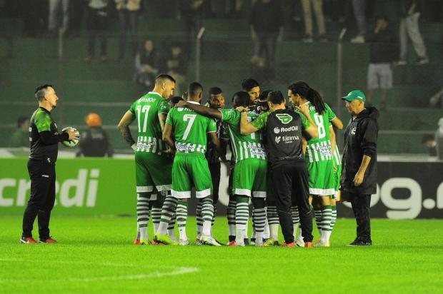 Intervalo: O Juventude não tem nada a perder no duelo contra o Grêmio Porthus Junior/Agencia RBS