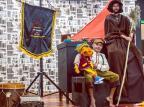 Cia. Garagem de Teatro estreia espetáculo infantil Fabiano Knopp/Divulgação