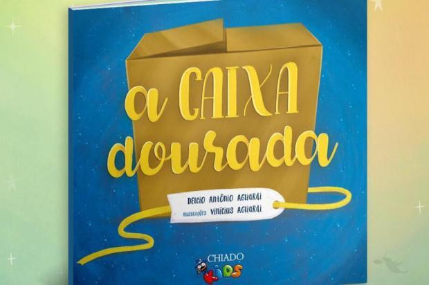 Patrono da Feira do Livro de Caxias, Delcio Agliardi prepara lançamento de obra Reprodução/Reprodução