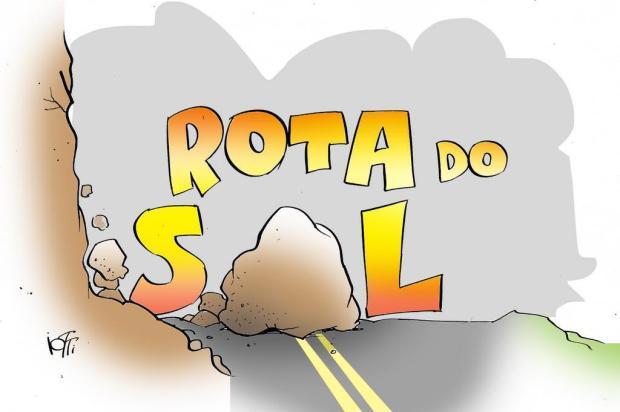 Iotti: confira a charge desta segunda-feira Iotti/Iotti