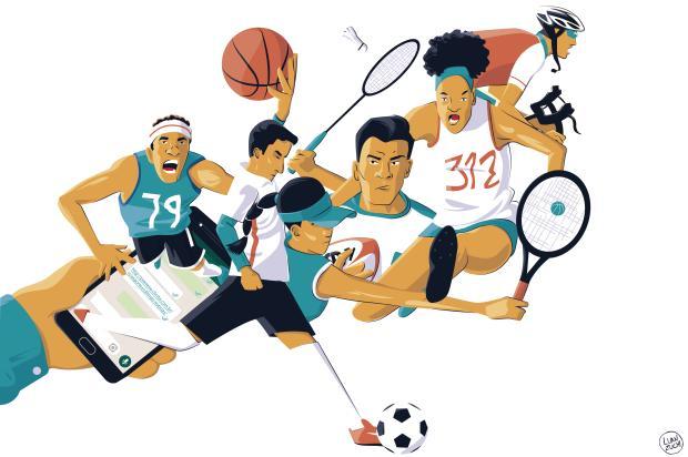 Receba as notícias de esportes do Pioneiro no seu WhatsApp Arte: Luan Zuchi / agência RBS/agência RBS