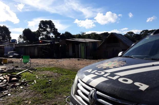 Investigação leva a prisão de vendedor de terrenos irregulares em Canela Polícia Civil/Divulgação