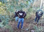 Polícia investiga como assassinato caso de corpo encontrado em buraco, em Guaporé Divulgação / Polícia Civil de Guaporé/Polícia Civil de Guaporé