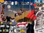 Slam das Manas é atração em Caxias neste domingo Arte de Claudia Palhano/Divulgação