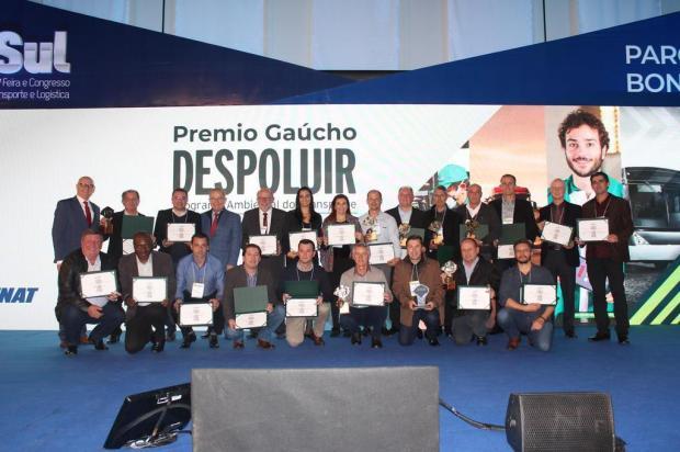 Empresas de ônibus que operam no Estado são premiadas em Bento Gonçalves Divulgação/Fetergs