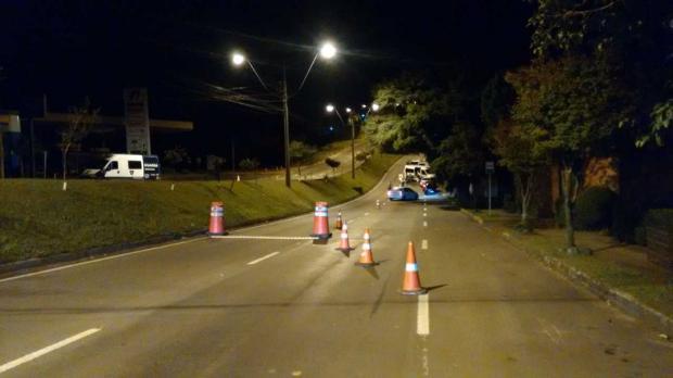 Com passageiro no carro, motorista de aplicativo é flagrado sob efeito de álcool em Caxias Prefeitura de Caxias do Sul / divulgação/divulgação
