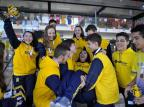 Equipe de Caxias do Sul é vice-campeã em torneio mundial de robótica Lucas Amorelli/Agencia RBS