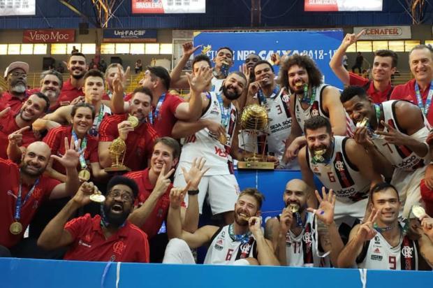 Sem o Caxias Basquete, próxima edição do NBB contará com 16 equipes Reprodução / Twitter/Twitter