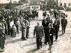 Santa Lúcia do Piaí recebe Euclides Triches em 1952 Studio Tomazoni Caxias / Acervo de Olga Soares, divulgação/Acervo de Olga Soares, divulgação