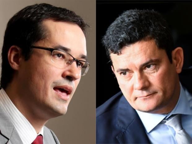 Lideranças políticas de Caxias do Sul avaliam conversas entre Deltan Dallagnol e Sergio Moro Theo Marques e Evaristo Sá / Folhapress e AFP/Folhapress e AFP