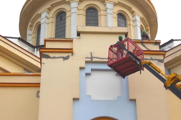 Saiba como ajudar no custo das obras no Santuário de Caravaggio de Farroupilha Santuário de Caravaggio/divulgação