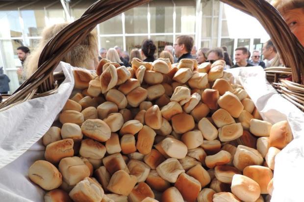 Festa de Santo Antônio distribuirá 85 mil pãezinhos em Bento Gonçalves Divulgação/Paróquia Santo Antônio