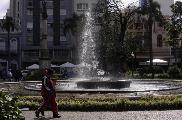 Com temperaturas de verão, quinta-feira será de sol na Serra Marcelo Casagrande/Agencia RBS