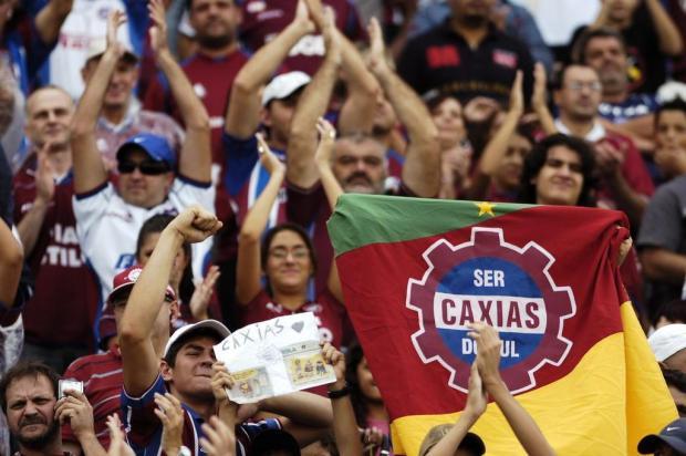 Com promoção, Caxias divulga valor dos ingressos para jogo contra o Avenida Juan Barbosa/Agencia RBS