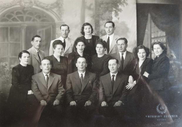 Encontro da família Tonolli neste domingo Studio Geremia / Acervo de família, divulgação/Acervo de família, divulgação