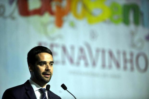 Em Bento Gonçalves, governador anuncia fim da substituição tributária para o vinho Lucas Amorelli/Agencia RBS