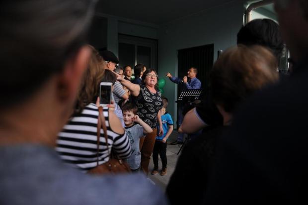Inauguração da UBS Cristo Redentor, em Caxias, vira confronto político Marcelo Casagrande/Agencia RBS