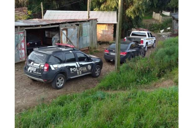 Polícia encontra ponto onde filho comprou crack após matar os pais em Bom Jesus Polícia Civil / Divulgação/Divulgação