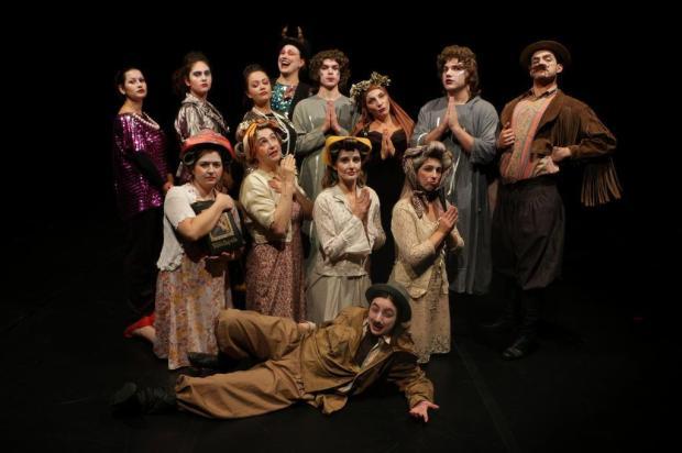 Mostra Tem Gente Teatrando apresenta cinco espetáculos originais a partir de sexta em Caxias Sara Fontana/Divulgação