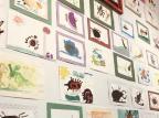 Livro de Marcos Kirst inspira exposição assinada por crianças da educação infantil de Caxias Alana Ferreira/Divulgação