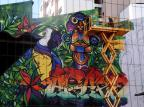 Centro de Caxias do Sul ganhará mural grafitado de 280 metros quadrados Antonio Valiente/Agencia RBS