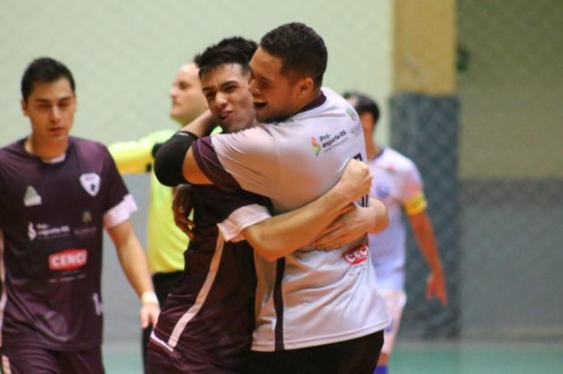 BGF vence duelo serrano e se aproxima dos líderes no Estadual Série Ouro BGF / Divulgação/Divulgação