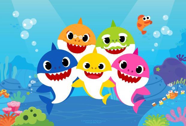 """Agenda: espetáculo infantil """"Baby Shark"""" é atração na próxima semana, em Caxias Baby Shark  / Divulgação/Divulgação"""