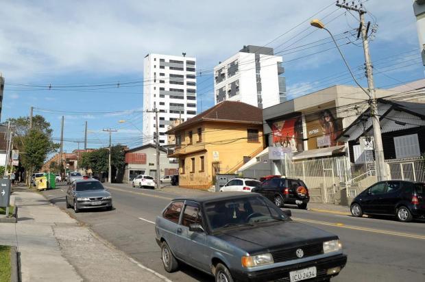 """""""É a quinta vez que sou assaltado. Acho que tenho que parar de andar na rua"""", lamenta jovem agredido em Caxias do Sul Lucas Amorelli/Agencia RBS"""