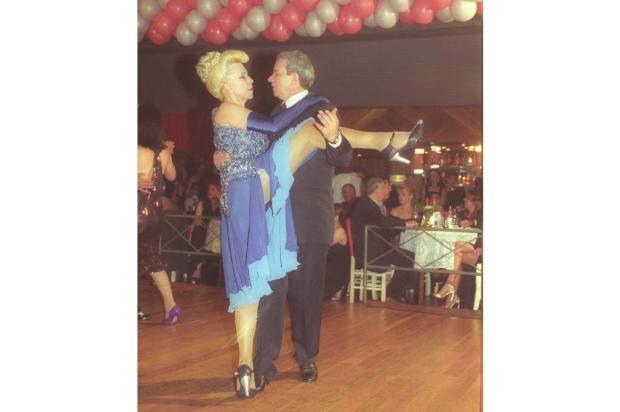 Show de tango e valsa vai marcar a despedida da rainha da noite, no Memorial São José em Caxias Nereu de Almeida  / Agência RBS/Agência RBS