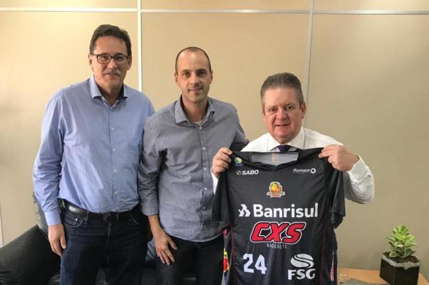 Intervalo: Caxias Basquete segue firme para viabilizar o projeto de jogar o NBB Gianfrancesco Zuchetti/Divulgação