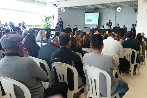 Novo plano de recuperação judicial da Voges será votado em julho Uliane da Rosa/Sindicato dos Metalúrgicos