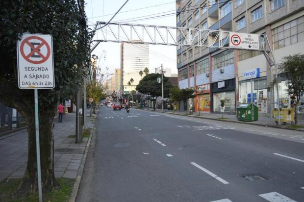 Sindilojas não desiste de flexibilização de estacionamento no centro de Caxias do Sul Leonardo Portella/Divulgação