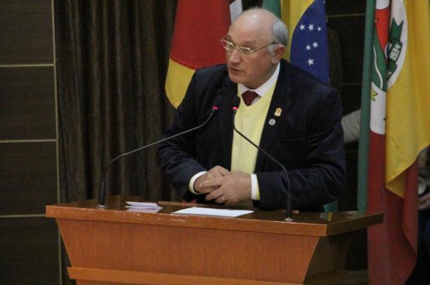 Cassação de vereador acusado de desvio em Farroupilha dependerá da Câmara Arquivo Câmara de Vereadores de Farroupilha/Divulgação