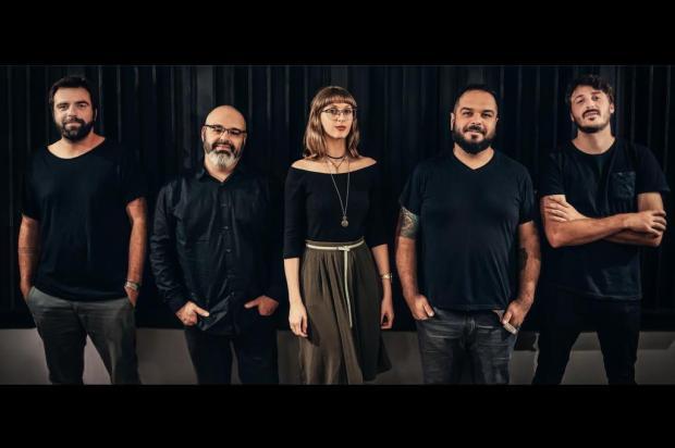 VÍDEO: Confira performance da banda Araucana em registro 360º Rafael Willms/Divulgação