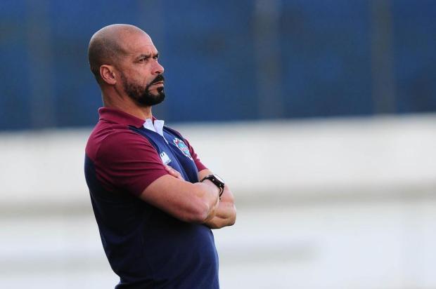 Sem rancor, Pingo afirma ter recebido apoio de todos os jogadores ao deixar o Caxias Porthus Junior/Agencia RBS