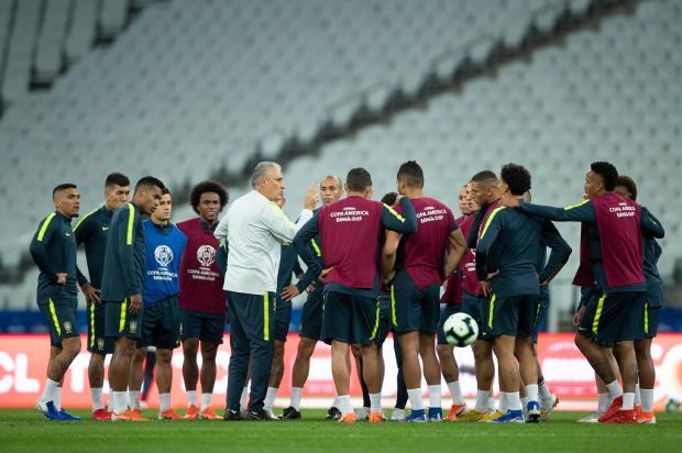 Vai no jogo da Seleção? Mais de 14 mil ingressos de Brasil x Paraguai ainda não foram retirados Lucas Figueiredo / CBF/CBF