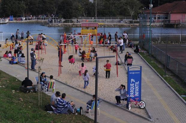 Clima quente do feriadão deixa no ar a pergunta: esse foi o último suspiro do verão? Marcelo Casagrande/Agencia RBS