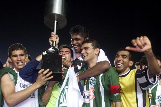 QUIZ: você sabe tudo sobre a conquista da Copa do Brasil pelo Juventude há 20 anos? Paulo Franken/Agencia RBS