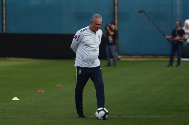Seleção de Tite vai encarar o Paraguai nas quartas de final Jefferson Botega / Agência RBS/Agência RBS